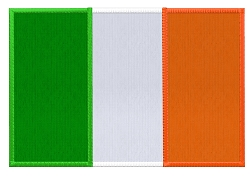 Ireland Flag Applique