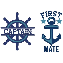 Captain-First Mate Singles
