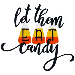 Let Them Eat Candy Single