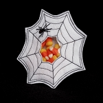 Spiderweb Candy Pouch ITH