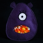 Monster 1Candy Pouch ITH