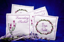 Lavender Dryer Sachet