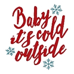 Baby Its Cold Single