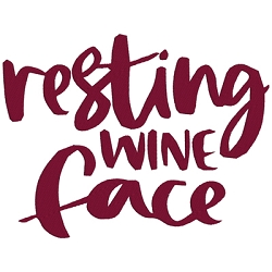 Resting Wine Face