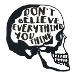 Don't Believe Everything You Think Single