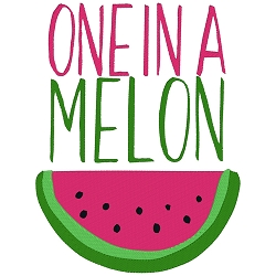 One in a Melon Single