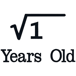 Square Root Birthday 01