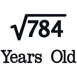 Square Root Birthday 28