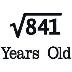 Square Root Birthday 29