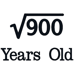 Square Root Birthday 30