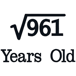 Square Root Birthday 31