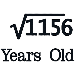 Square Root Birthday 34