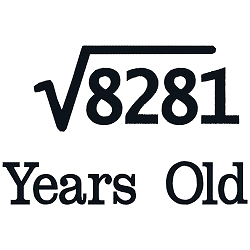 Square Root Birthday 91
