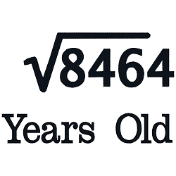 Square Root Birthday 92