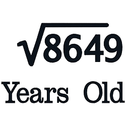 Square Root Birthday 93