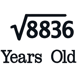Square Root Birthday 94