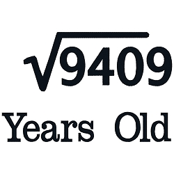 Square Root Birthday 97