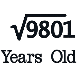 Square Root Birthday 99